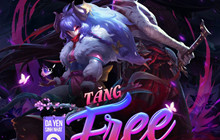 LMHT: Hướng dẫn cách nhận tướng Yone miễn phí kèm theo skin Hoa Linh Lục Địa cho Kindred