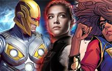 5 nhân vật hứa hẹn tạo nên đột phá trong Phase 4 của MCU