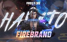 Hướng dẫn cách nhậnHayato 'Firebrand' hoàn toàn miễn phí nhân dịp sinh nhật 3 tuổi của Free Fire