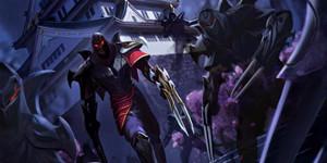 LMHT: Game thủ phát hiện tính năng lạ của Zed, sau khi chết sẽ để lại tầm nhìn