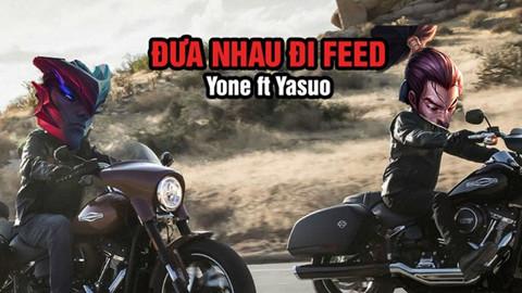 LMHT: Yone và Yasuo nắm tay nhau trở thành top tướng Đường giữa tệ nhất trong phiên bản 10.16