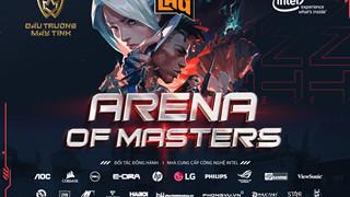 Đấu Trường Máy Tính 2020 chính thức trở lại, lấy giải đấu Arena Of Masters làm tiêu điểm