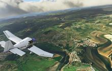 Microsoft Flight Simulator tung trailer miêu tả các sân bay hết sức ấn tượng