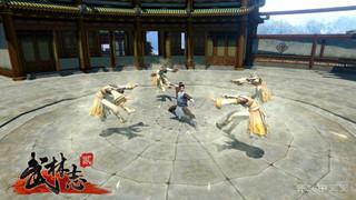 Siêu phẩm võ hiệp Wushu Chronicles 2 chuẩn bị ra mắt ngay trong năm nay