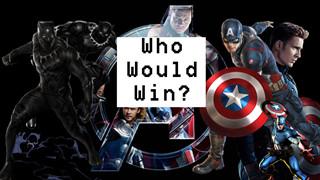 So sánh sức mạnh của Captain America với Black Panther: Ai là Avenger mạnh hơn?