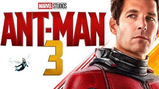 [HOT] Ant-Man 3: Lộ ngày phát hành chính thức