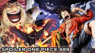 Spoiler One Piece 989: Jinbe, Robin đánh bay Big Mom. Thêm nhiều Number khác xuất hiện