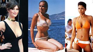 Loạt ảnh ngày ấy - bây giờ của những Bond Girl quyến rũ nhất thế giới (P1)