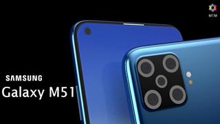 Galaxy M51 chính thức có mặt tại Ấn Độ, thông số và mức giá được tiết lộ