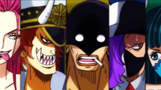 Dự đoán spoiler One Piece chap 991: Siêu tân binh tụ hội. Băng Mũ Rơm đối đầu Tobi Roppo