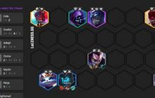 DTCL Mùa 4.5: Top đội hình Song Đấu mạnh nhất rank Thách Đấu bản 11.2