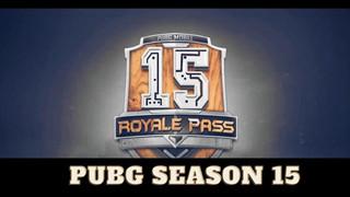 PUBG Mobile: Season 15 dự kiến bắt đầu khi nào?