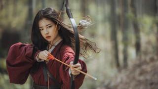 Mê mẩn trước loạt ảnh cosplay Mulan đẹp hơn cả trên phim