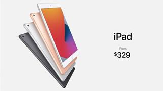 Tổng hợp thông tin giá của iPad 8th generation và iPad Air 2020