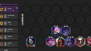 DTCL: Hướng dẫn Top đội hình Zed Sát Thủ Đồ Tể mạnh nhất Mùa 4.5 meta 11.8