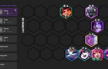 DTCL Mùa 4: Hướng dẫn Top 2 đội hình Pháp Sư mạnh nhất Rank Kim Cương dành cho tân thủ