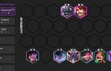 DTCL Mùa 4: Hướng dẫn Top đội hình Jinx Thiện Xạ mạnh nhất rank Kim Cương cho tân thủ
