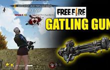 Free Fire: Danh sách vũ khí  nặng nhất / nhẹ nhất trong game