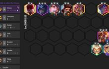 DTCL Mùa 4: Hướng dẫn Top đội hình 8 Thánh Thần mạnh nhất bá đạo rank Cao Thủ