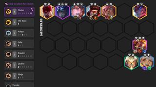 DTCL Mùa 4: Hướng dẫn Top đội hình Thánh Thần mạnh nhất meta 10.24 rank Cao Thủ