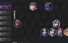 DTCL Mùa 4: Hướng dẫn Top 3 đội hình Khai Sáng phối hợp mạnh nhất rank Cao Thủ