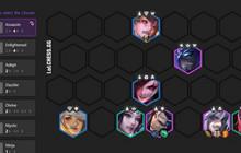 DTCL Mùa 4: Bảng xếp hạng Top 10 đội hình mạnh nhất Rank Cao Thủ (Bản cập nhật 10.20)