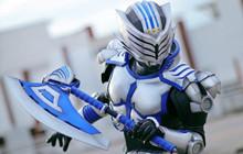Loạt ảnh cosplay siêu mãn nhãn dành cho fan cuồng Kamen Rider Tiger