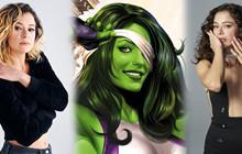 Chiêm ngưỡng nhan sắc của She-Hulk nhà Marvel