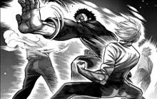 Dự đoán spoiler Kengan Omega chap 78: Hikaru gáy tưng bừng, Misasa thể hiện bản lĩnh Nanh 8