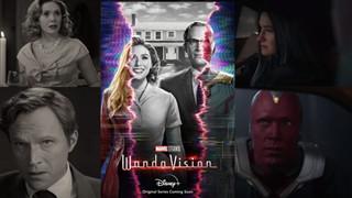 [HOT] WandaVision tung trailer chính thức: Thế giới đầy đen tối và huyễn hoặc của Scarlet Witch