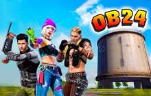 Free Fire OB24: Thời gian phát hành, vũ khí mới, nhiều tính năng mới được bổ sung