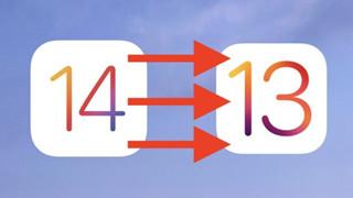 Hướng dẫn: Cách hạ cấp iOS 14 / iPadOS 14 xuống iOS 13.7 / iPadOS 13.7