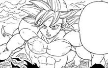 Dự đoán spoiler Dragon Ball Super chap 65: Giải trừ bản năng vô cực, Goku solo Moro