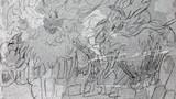 Spoiler One Piece chap 991: Zoro, X Drake đối đầu Apoo. Nekomamushi, Inuarashi lộ dạng Sulong