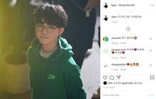LMHT: Faker bất ngờ tạo tài khoản Instagram khiến cho người hâm mộ vừa vui lại vừa lo