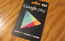 Cách nhận mã redeem miễn phí trên Google Play 2020