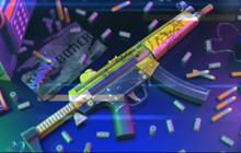 Đánh giá vũ khí Royale sắp ra mắt trong Free Fire - Skin Champion Boxer MP5