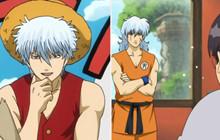 Top 10 anime/manga bị Gintama đạo nhái, One Piece, Naruto, Bleach hay Dragon Ball đều có cả!