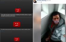 Cựu kiểm duyệt viện YouTube vô cùng hoảng loạn khi xem lại video về những vụ giết người, phá thai và hiếp dâm