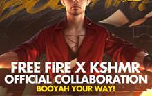 Free Fire: Kỹ năng của Cơ trưởng K dựa theo DJ KSHMR được tiết lộ, thậm chí còn nhiều hơn cả DJ Alok