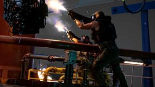 Hé lộ cảnh đấu súng khốc liệt trong Avatar 2