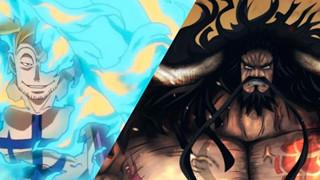 Dự đoán spoiler One Piece chap 992: Marco cùng Cửu Hồng Bao đánh Kaido, Big Mom làm pet cho Chopper?
