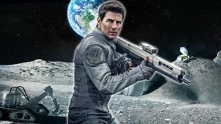 Phim của Tom Cruise ấn định thời gian quay ngoài không gian