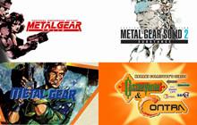 Metal Gear Solid cùng nhiều game Konami kinh điển khác ra mắt GOG