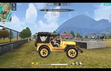 Free Fire: Top 5 phương tiện nhanh nhất trong trò chơi