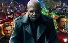 Nick Fury sắp sửa có phim riêng trong Vũ trụ điện ảnh Marvel