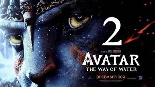 Avatar 2: Hé lộ tạo hình của con người trong trận chiến 3D hoành tráng
