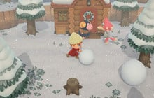 Animal Crossing: New Horizons chuẩn bị đón Lễ Tạ Ơn và Giáng sinh