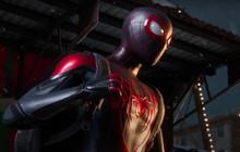 Spider-Man: Miles Morales trên PS5 có dung lượng khá bất ngờ