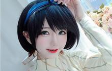 Cosplay Chizuru, Ruka, Mami của Kanojo, Okarishimasu, nàng coser siêu đáng yêu làm ai cũng muốn thuê